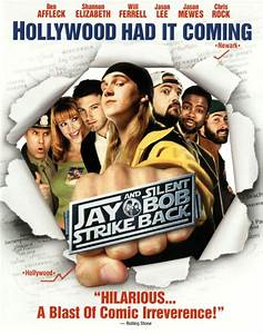 Jay and Silent Bob Strike Back DVD Release Date February ...