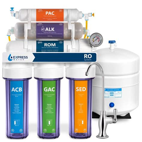 Apec Water Systems Ultimate Indoor Reverse Osmosis 240 Gpd