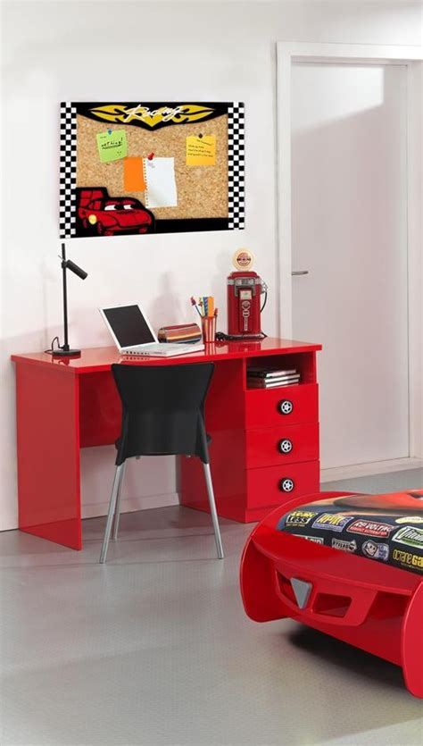 bureau garcon 6 ans bureau enfant 3 tiroirs coloris bolid bureau