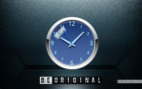 Animated Clock Wallpaper For Pc - animated digital clock wallpaper wallpapersafari