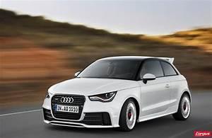 Audi A1 Quattro Prix : l 39 audi a1 quattro vendue au prix d 39 une porsche cayman l 39 argus ~ Gottalentnigeria.com Avis de Voitures
