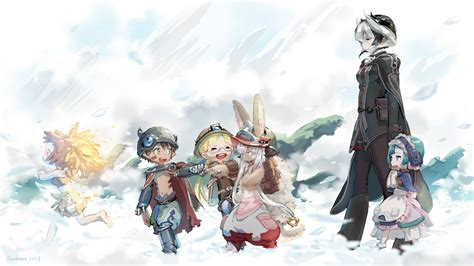 Wallpaper Abyss Anime - made in abyss wallpaper 2184831 zerochan anime image board