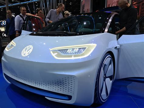New American Electric Car by Volkswagen Will Begin Electric Cars In