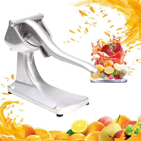 juicer manual squeezer press lemon juice hand orange citrus lime heavy duty tool