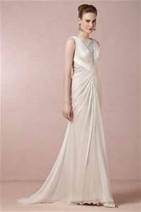1940s style wedding dress leyna bhldn deco weddings With 1940s style wedding dresses