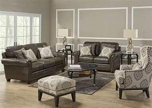 isabella 3 pc lr w accent chair living room sets With accent chairs in living room