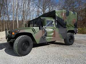 Humvee For Sale : 1994 m998 humvee 2 man soft top am general military vehicles for sale pinterest tops ~ Blog.minnesotawildstore.com Haus und Dekorationen