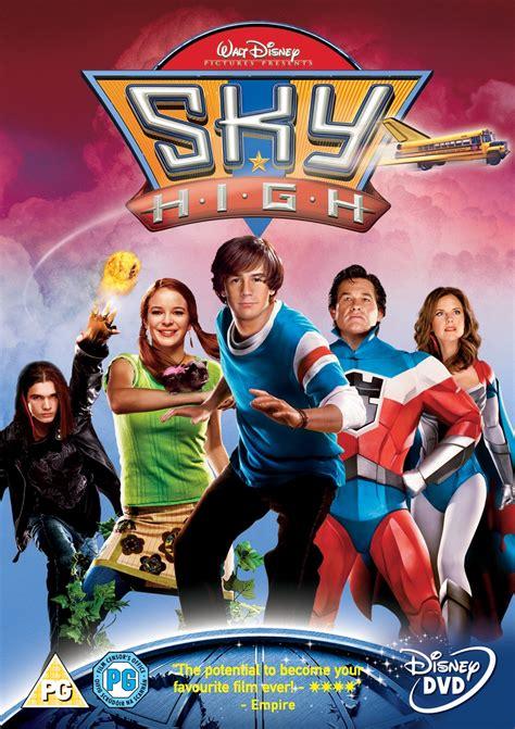 Sky High | DVD | Free shipping over £20 | HMV Store