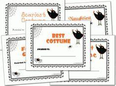 halloween costume contest ballot halloween pinterest
