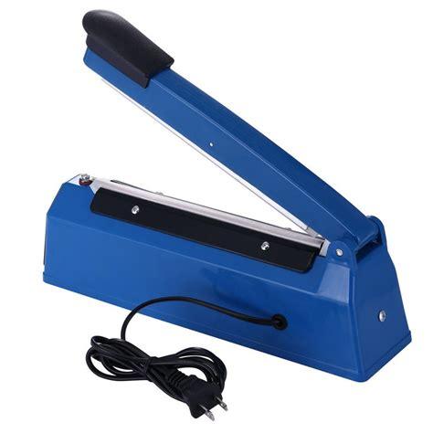mm heat sealing hand impulse sealer machine