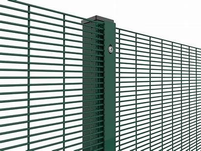 Mesh Prison Flat Beam Fencing 358 Wire