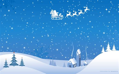 christmas winter vector wallpapers hd wallpapers id
