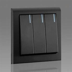 Black Electrical Switches