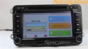 User Manual Of Volkswagen Magotan Radio Sat Nav Tv Dvd