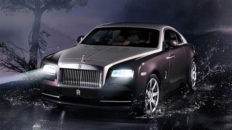 Rolls Royce Wraith 2014 Wallpaper