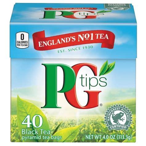 PG Tips Tea Bags