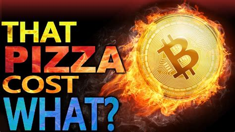 Remember a few years back when various members of congress wanted the thrift savings plan to give investors more choices? Bitcoin hits $10,000. That's some EXPENSIVE pizza! - YouTube