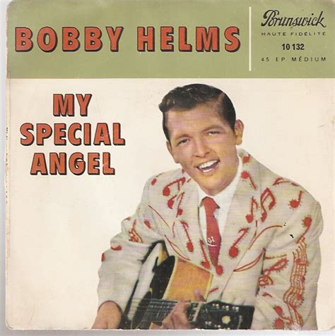 bobby helms angel bobby helms my special angel at discogs