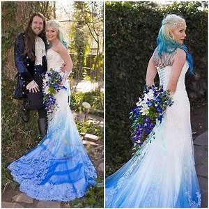 image result for tie dye wedding dress proms weddings With tie dye wedding dress