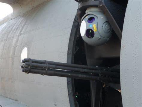 cannoniera volante il sistema d arma di oto melara per le cannoniere volanti