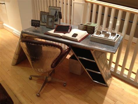 restoration hardware aviator desk one of my life goals