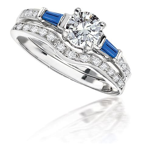 bridal wedding rings white gold rings diamond rings