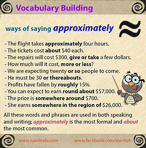 .Synonyms for APPROXIMATELY (for advanced learners ...