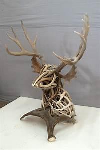deer antler art Head-Turning Antlers!