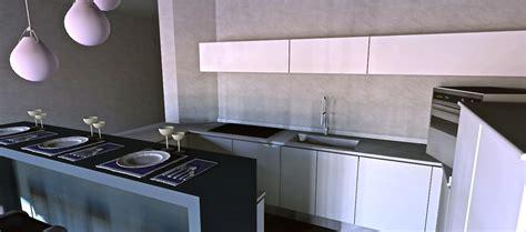 cucina con bancone bar foto cucina minimal con isola bar foto3 di arredare