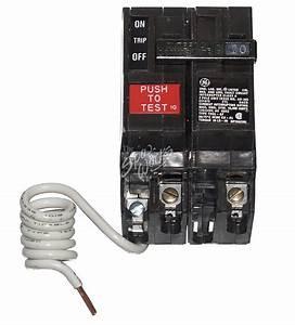 Caldera Spa Gfci Breaker  20 Amp  240 Volt