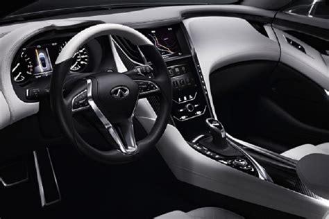 infiniti q60 interior 2017 infiniti q60 coupe concept changes interior