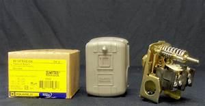 Square D 40  60 Pump Pressure Switch