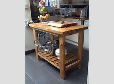 Handmade Rustic Kitchen IslandButchers Block Delivery charge