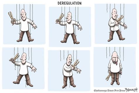 Five Ways Deregulation Is Ripping America Apart