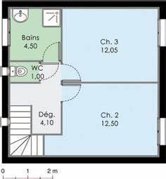 resultat de recherche d39images pour quotplan maison 1 chambre With delightful plan de maison a etage 7 maison en bois sur mesure detail du plan de maison en