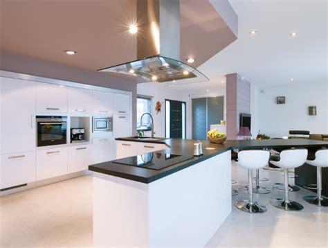 cuisines ouvertes sur s駛our emejing cuisine moderne ouverte sur sejour pictures design trends 2017 shopmakers us