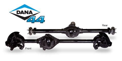 Dana 30 vs Dana 44: What's The Difference?