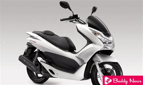 Honda Pcx 150 Sport 2018 Model Will Enter Into Market With