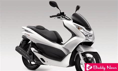 Honda Pcx 150 Sport 2018 Model Will Enter Into Market With