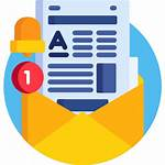 Newsletter Icon Uber Marketing Subscribe Clone Icons