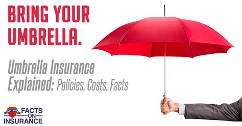 A personal umbrella insurance policy offers an extra layer of liability protection for your wages, house, investments, cars and boats if you're in a serious auto accident or there's an accident on your property. Farmers Insurance Umbrella Policy Cost