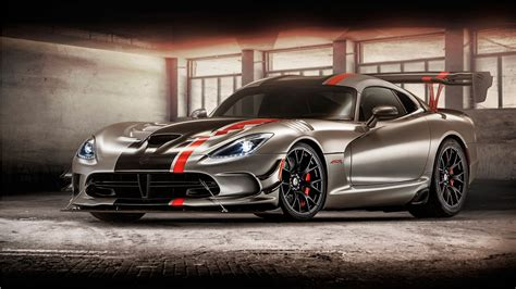 2016 Dodge Viper Acr Wallpaper