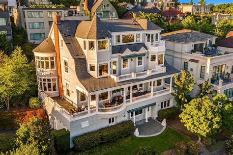 This Queen Anne Mansion Could Be Your Dream Home In Seattle