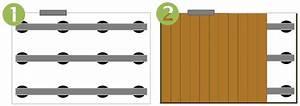 Pose Lame Terrasse Composite : du bois composite pour mon balcon ~ Premium-room.com Idées de Décoration