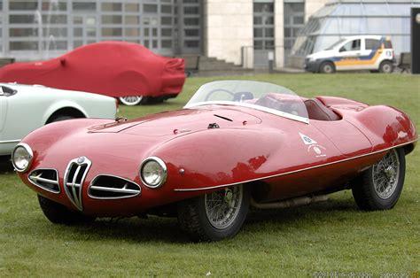 Alfa Romeo Disco Volante Spider by 1952 Alfa Romeo Disco Volante Spider Gallery Alfa Romeo