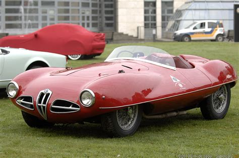 Alfa Romeo Disco Volante Spider 1952 Alfa Romeo Disco Volante Spider Gallery Alfa Romeo