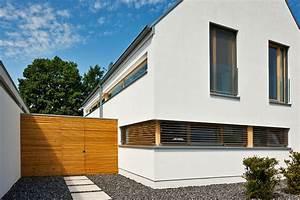 Haus Mit Holzverkleidung : haus immel reinhard bauunternehmen ~ Articles-book.com Haus und Dekorationen