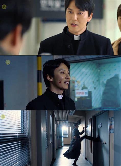 """'열혈사제' 김남길 """"거침없이 말하는 김해일, 나와 닮았다 ..."""