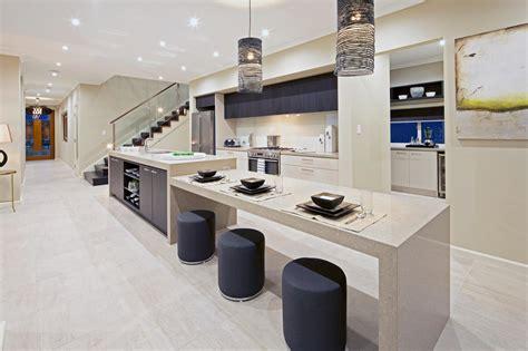bench for kitchen island kitchen island bench designs australia creative home