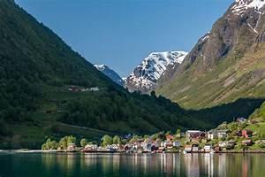 Undredal Aurlandsfjord Norway